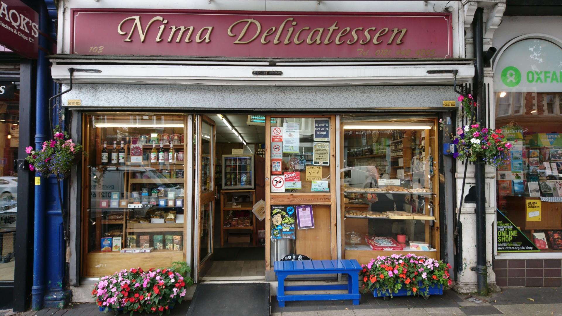 Nima Delicatessen